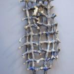 Keramiek Beeld , Botten , Sculptuur