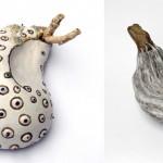 Sculpturen van Keramiek