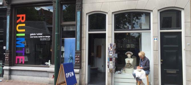 Sandrina in Galerie RUIMTE, Gouda