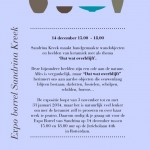 Opening Tentoonstelling Rotterdam bij Kleigoed & Bakwerk