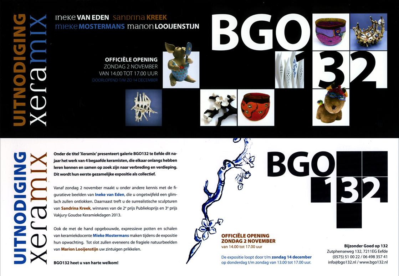 uitnodiging BGO 132