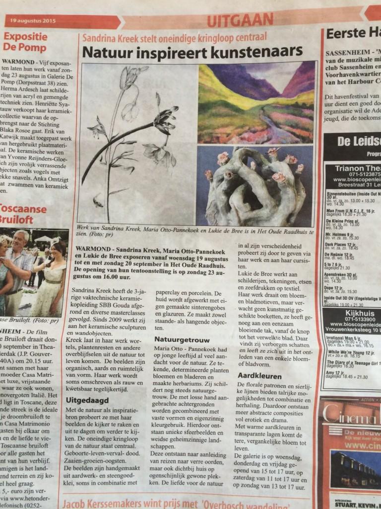 Witte Weekblad - Teylingen & Noordwijkerhout