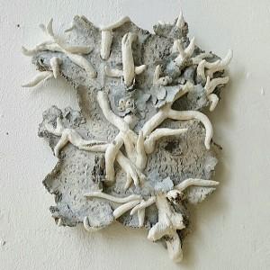 paperclay wall art