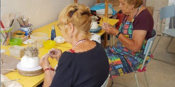 Cursus Keramiek Handvormen
