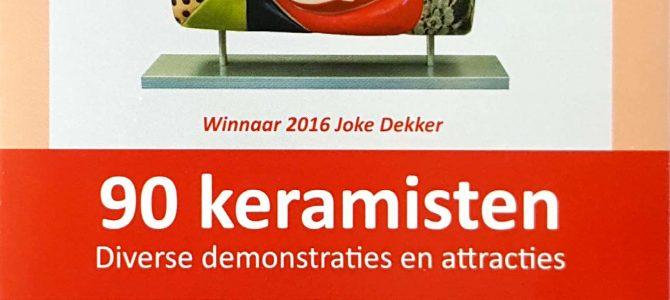 Dwingeloo Keramiekmarkt 25 mei